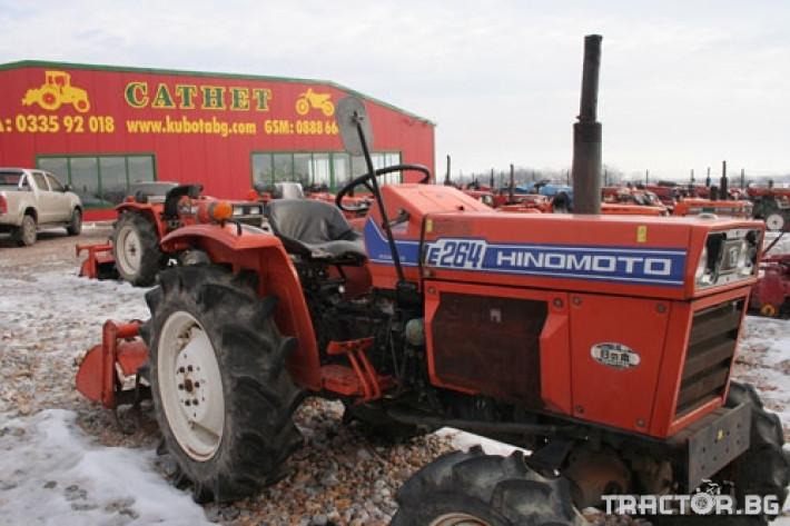 Трактори Hinomoto E 236 2