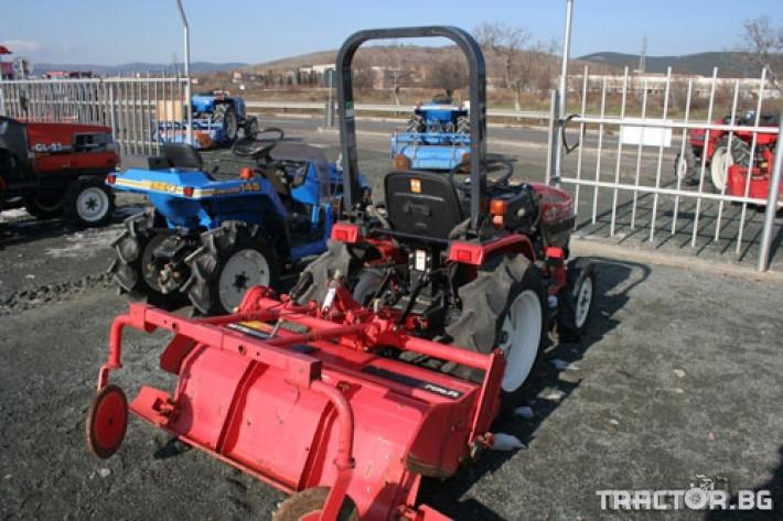 Трактори Mitsubishi MT 156 - FARMER 3 - Трактор БГ