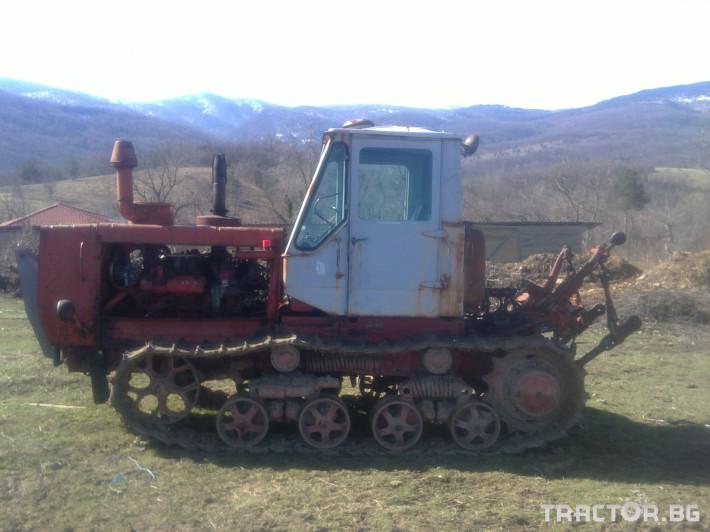 Трактори трактор друг T 150 0 - Трактор БГ
