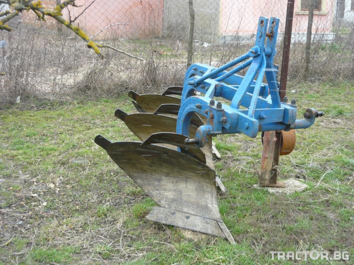 Плугове Плуг Alpler 0 - Трактор БГ
