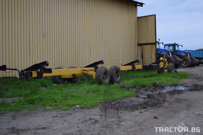 Комбайни New Holland CR9090 6 - Трактор БГ