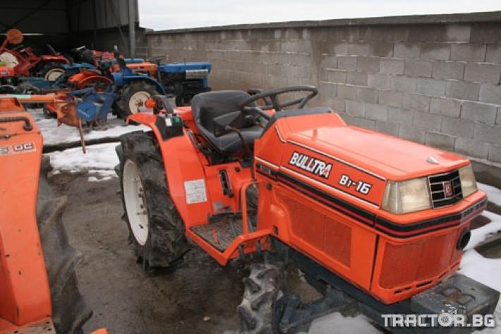 Трактори Kubota B1-16 BULLTRA 2