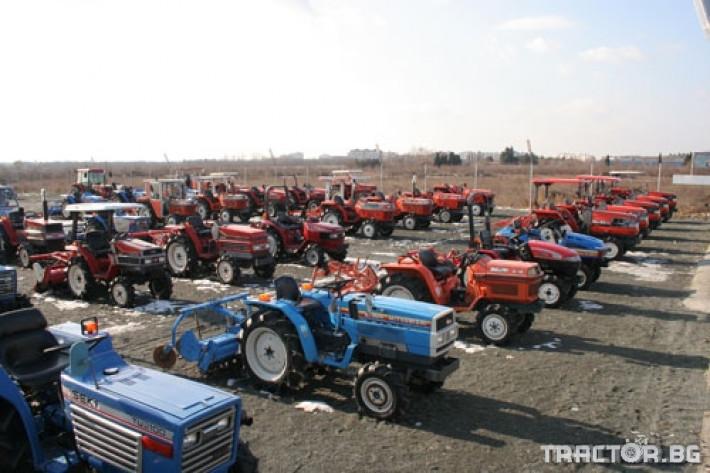 Трактори Yanmar YM 1510 0 - Трактор БГ