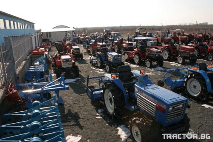 Трактори Iseki TX 1410 0 - Трактор БГ