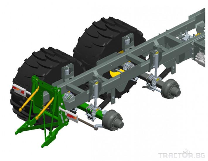 Ремаркета и цистерни Joskin Цистерни за течна тор X-Trem 7 - Трактор БГ