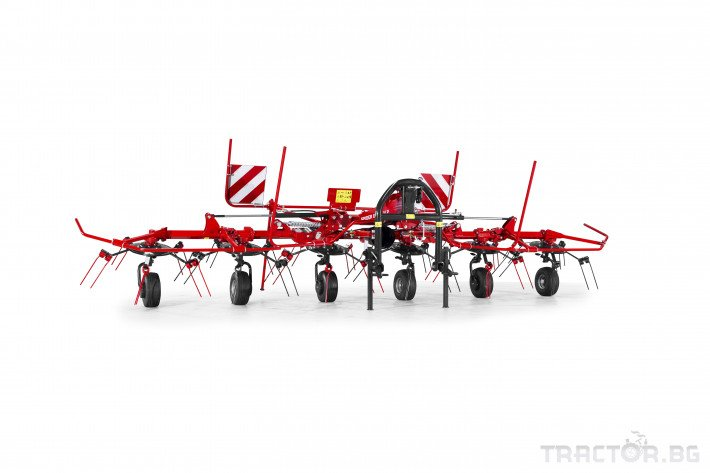 Сенообръщачки Сенообръщачи SIP Spider с 6 ротора 1