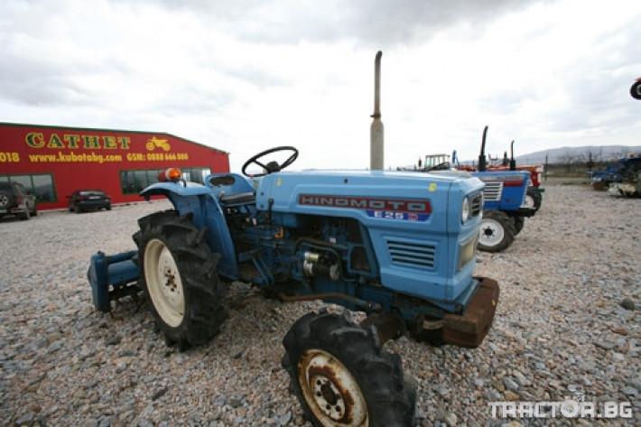 Трактори Hinomoto E 25 D 0