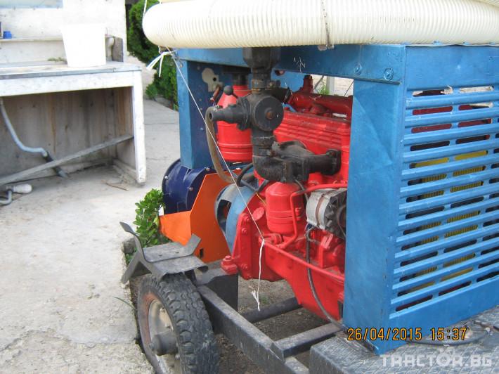 Напоителни системи Дъждовална система Новир 450/100 12 - Трактор БГ