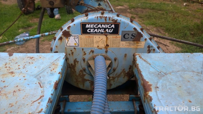 Сеялки Румънска сеялка 2 - Трактор БГ
