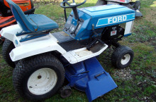Косачка New Holland -Ford