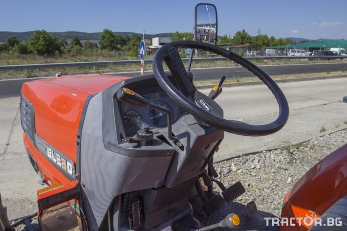 Трактори Kubota GL 280 Grandel 1 - Трактор БГ