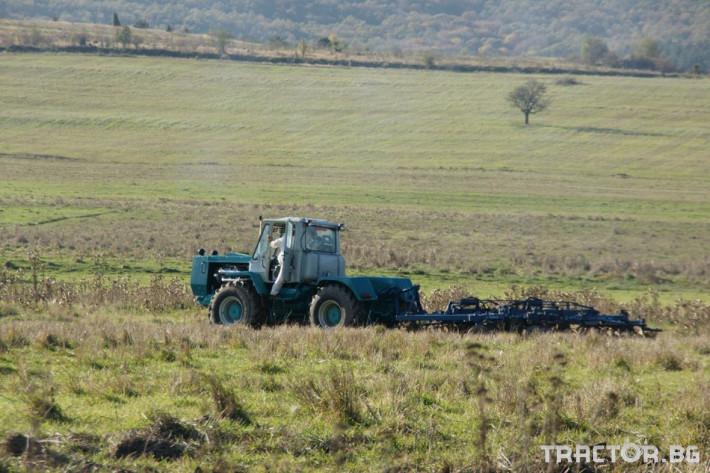 Трактори ХТЗ Т150 4 - Трактор БГ