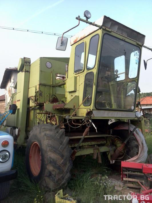 Комбайни Claas Dominator 105 2 - Трактор БГ