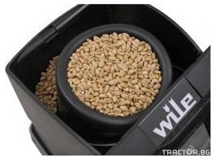 Прецизно земеделие Влагомер за зърно с измерване на хектолитър Wile 200 0 - Трактор БГ