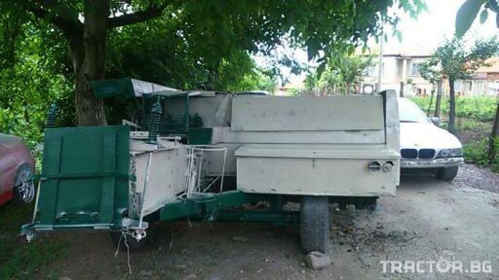 Сламопреси Сламопреса Fortshritt K454 3 - Трактор БГ