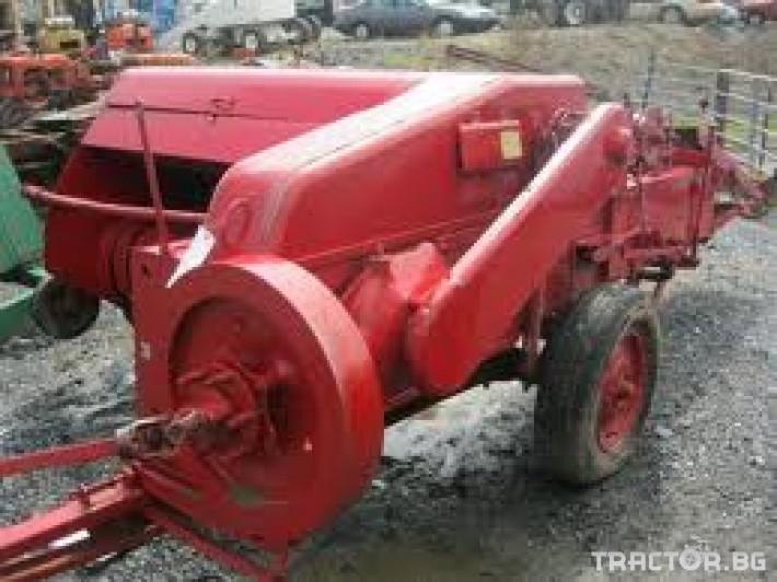 Сламопреси halyner 68 1 - Трактор БГ