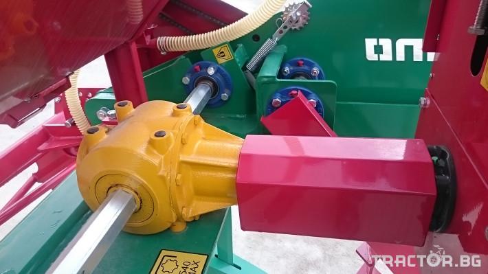 Машини за лозя / овошки Вибрационен продълбочител с торовнасяне - VP 500 6 - Трактор БГ