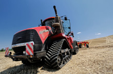 CASE IH Quadtrac 580
