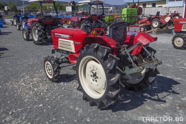Трактори Yanmar 1820D 3 - Трактор БГ
