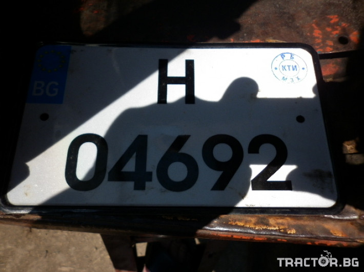 Трактори ЮМЗ 6Л 9 - Трактор БГ