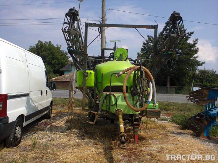 Пръскачки tecnoma 3000 L 5 - Трактор БГ