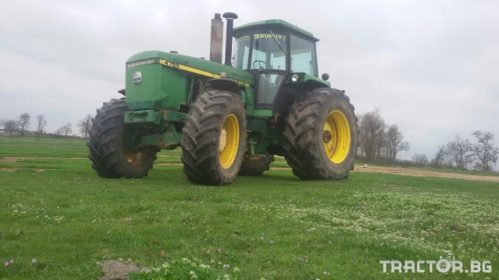 Трактори John Deere 4650 2 - Трактор БГ