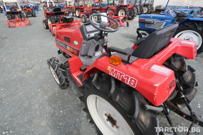 Трактори Mitsubishi MT18 4WD 1 - Трактор БГ
