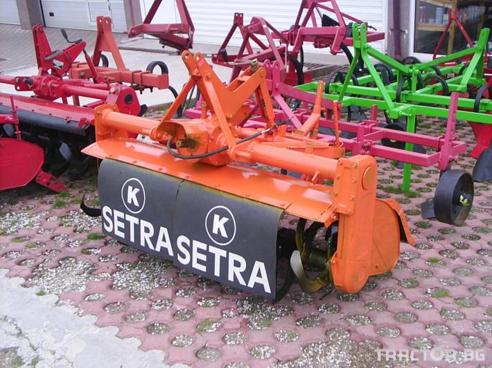 Фрези ФН 2 - Трактор БГ