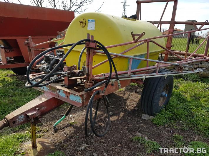 Пръскачки Пръскачка Перла 2 - Трактор БГ