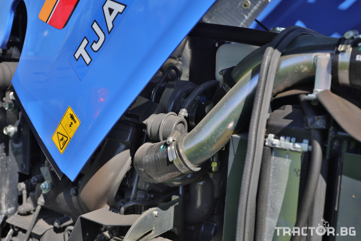Трактори Iseki TJA 8100 26