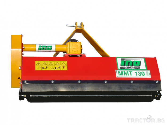 Мулчери Мулчер MMT 7 - Трактор БГ