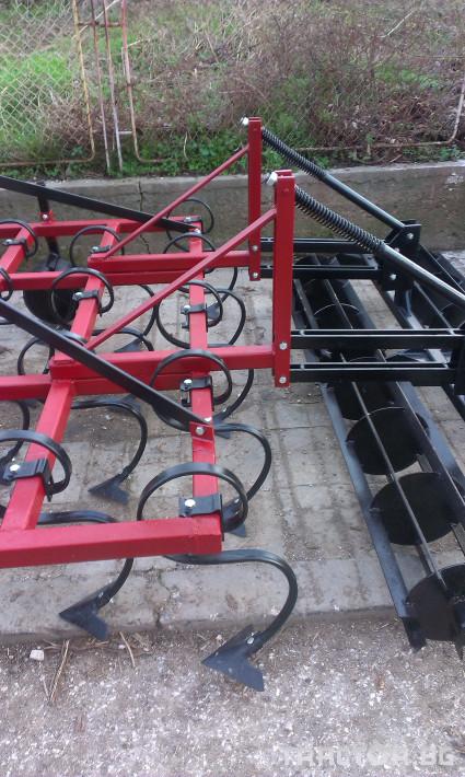 Култиватори култиватор - прикачни 3 - Трактор БГ