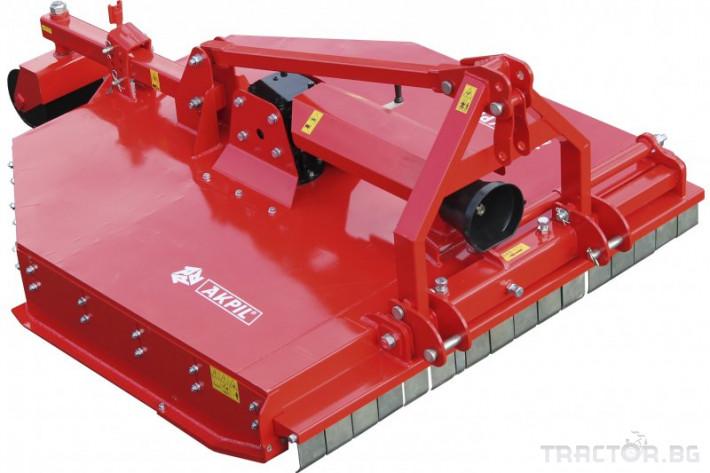 Косачки Косачка-шредер AKPIL MultiGrass 0 - Трактор БГ