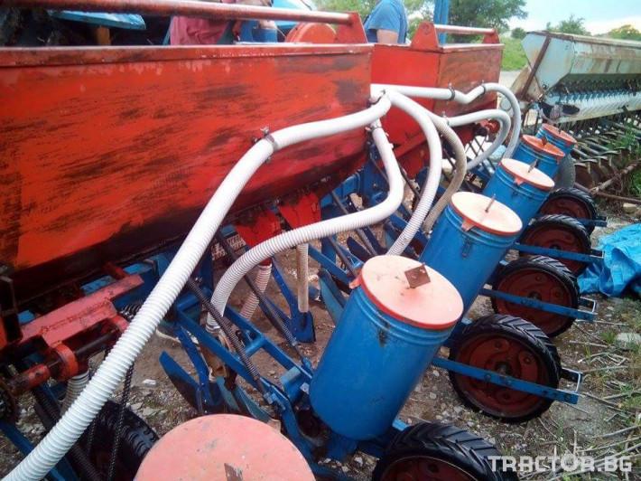 Сеялки farmet ruska 1 - Трактор БГ
