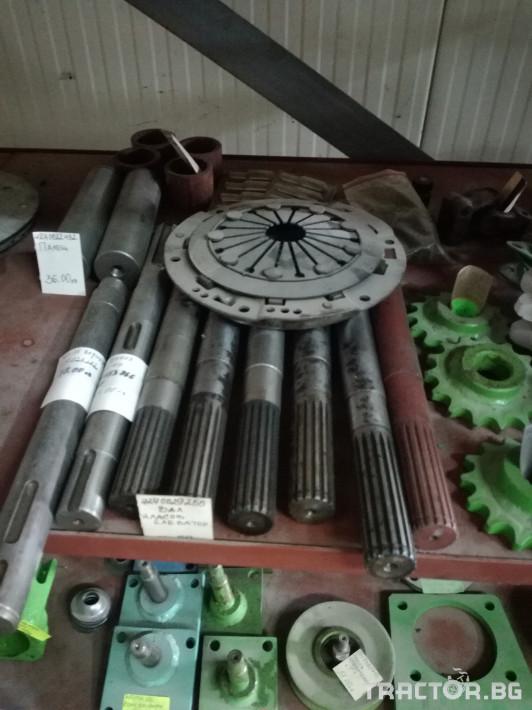 Части за комбайни ЧАСТИ ЗА КОМБАЙН Е 517-Е516 2 - Трактор БГ