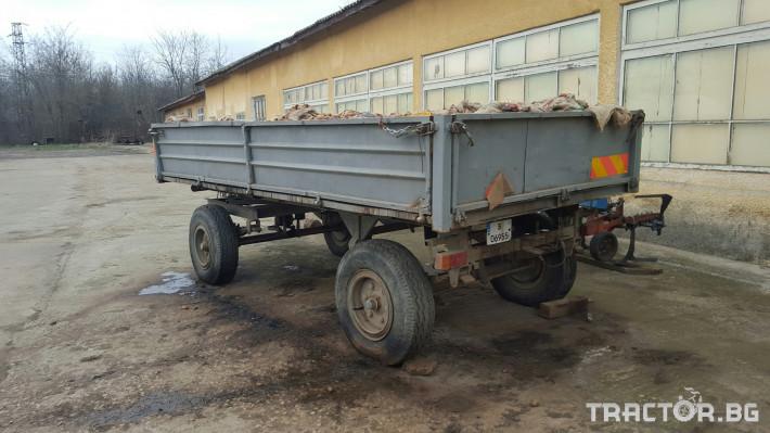 Ремаркета и цистерни Ремарке 5 тона 0 - Трактор БГ