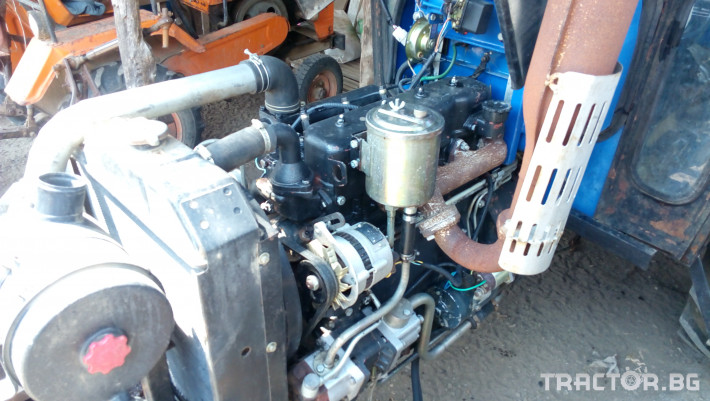 Трактори трактор друг KAMA 554  4х4 7 - Трактор БГ