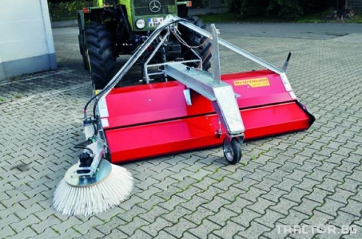 Техника за почистване Четка за почистване WESTERMANN OPTIMAL 2300 1 - Трактор БГ