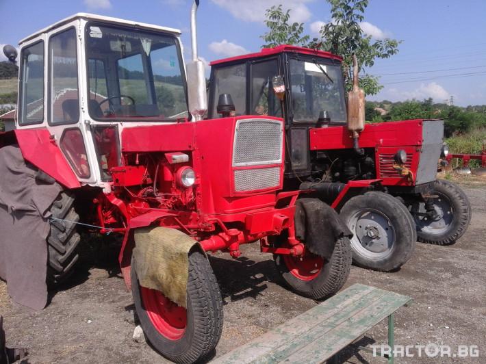 Сеялки пролетна 3 - Трактор БГ