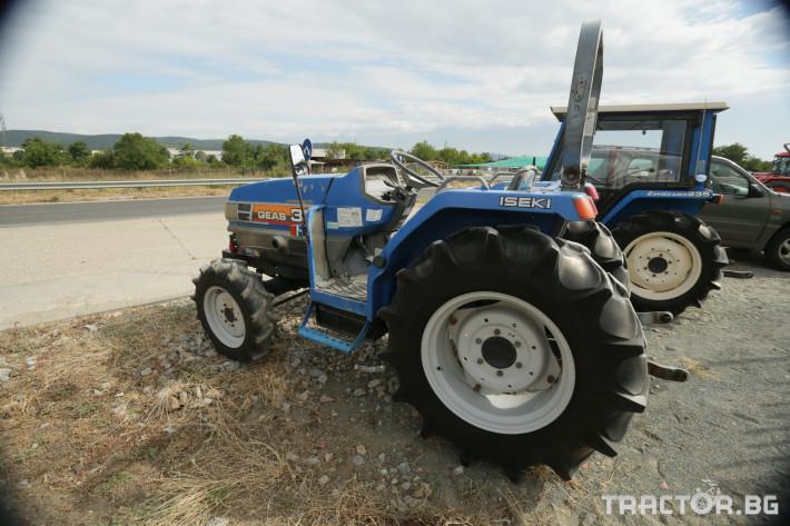 Трактори Iseki Geas 33 4 - Трактор БГ