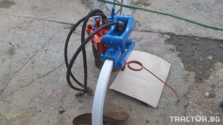 Машини за лозя / овошки отклоняващта секция 0 - Трактор БГ