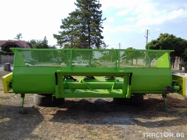 Хедери за жътва ппс за claas 3 - Трактор БГ
