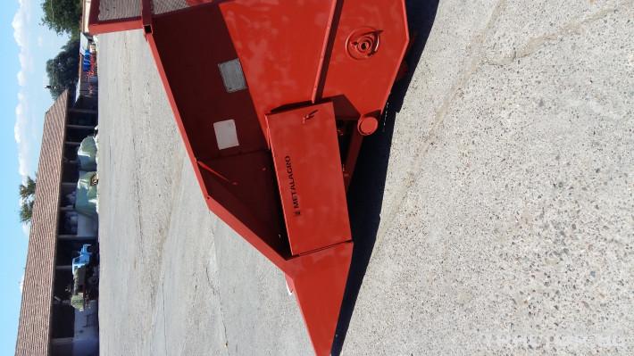 Хедери за жътва Металагро - Добрич Хпс Ma 960 за слънчоглед 2 - Трактор БГ