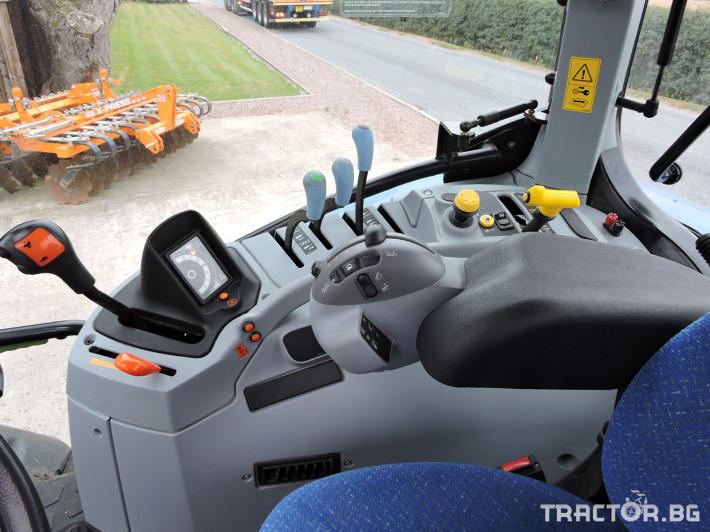 Трактори New Holland Т6.155 3 - Трактор БГ