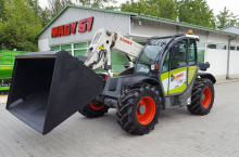 Телескопичен товарач Claas SCORPION 7040