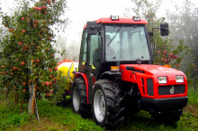 Agromehanika AGT 850/860  Специализирани трактори - Трактор БГ