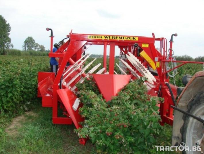 Други Внос Комбайн за малини Weremzcuk Natalia - V 4 - Трактор БГ