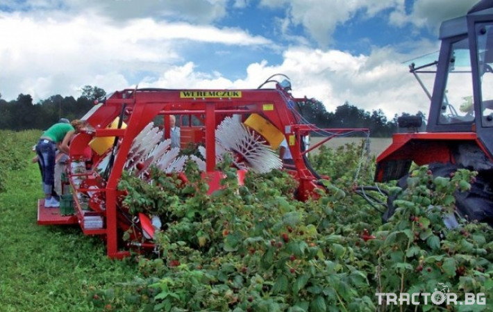 Други Внос Комбайн за малини Weremzcuk Natalia - V 0 - Трактор БГ