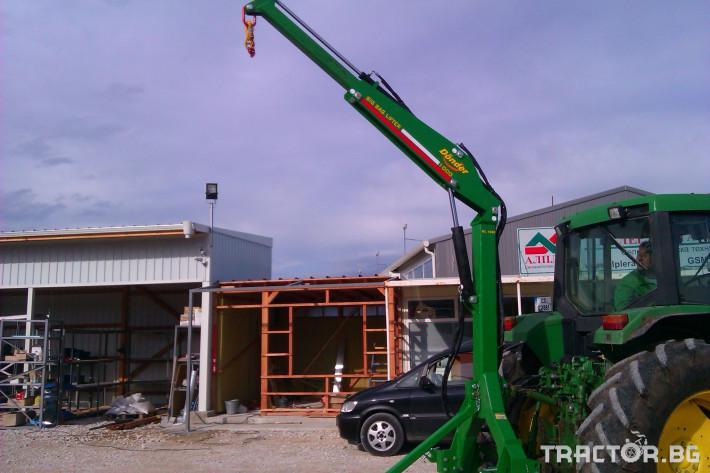 Торачки Торачка Donder за дълбочинно торене от 1,6 м. до 2,5 м. 7
