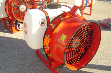 Agron Вентилаторна пръскачка AGRON 200 л. - Трактор БГ